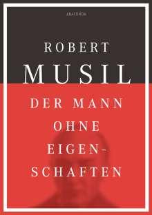 Robert Musil: Der Mann ohne Eigenschaften, Buch