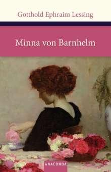 Gotthold Ephraim Lessing: Minna von Barnhelm, Buch