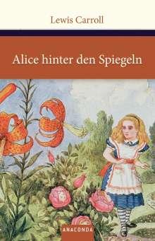 Lewis Carroll: Alice hinter den Spiegeln, Buch
