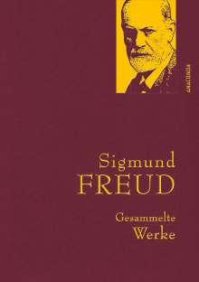 Sigmund Freud: Sigmund Freud - Gesammelte Werke, Buch