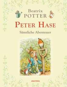 Beatrix Potter: Peter Hase - Sämtliche Abenteuer, Buch