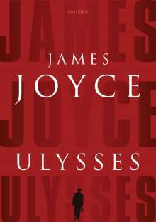James Joyce: Ulysses (Roman), Buch