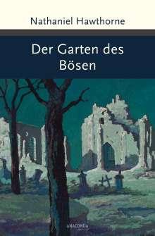 Nathaniel Hawthorne: Der Garten des Bösen, Buch