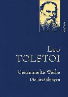 Leo N. Tolstoi: Leo Tolstoi - Gesammelte Werke. Die Erzählungen, Buch