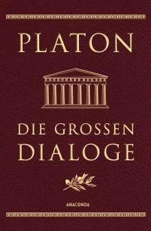 Platon: Die großen Dialoge (Cabra-Lederausgabe), Buch