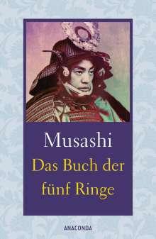 Miyamoto Musashi: Das Buch der fünf Ringe / Das Buch der mit der Kriegskunst verwandten Traditionen, Buch