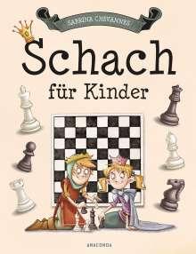 Sabrina Chevannes: Schach für Kinder, Buch