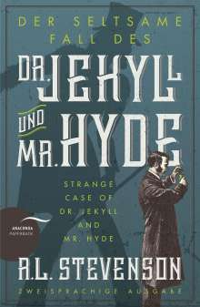 Robert Louis Stevenson: Der seltsame Fall des Dr. Jekyll und Mr. Hyde / Strange Case of Dr. Jekyll and Mr. Hyde, Buch