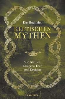 Jennifer Emick: Das Buch der keltischen Mythen, Buch