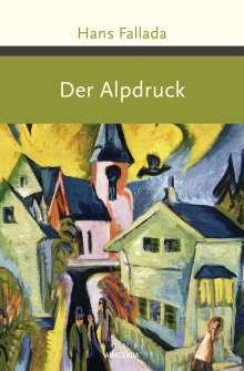 Hans Fallada: Der Alpdruck, Buch