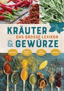 Lothar Bendel: Das große Lexikon der Kräuter und Gewürze, Buch