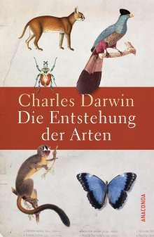 Charles Darwin: Die Entstehung der Arten, Buch