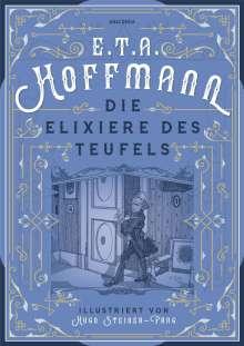 E. T. A. Hoffmann: Die Elixiere des Teufels, Buch