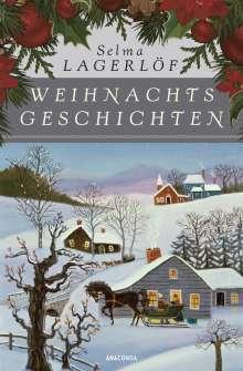 Selma Lagerlöf: Weihnachtsgeschichten, Buch