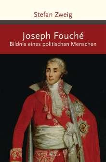 Stefan Zweig: Joseph Fouché. Bildnis eines politischen Menschen, Buch