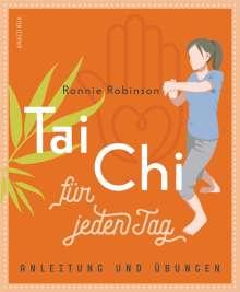 Ronnie Robinson: Tai Chi für jeden Tag, Buch