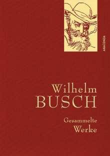 Wilhelm Busch: Wilhelm Busch - Gesammelte Werke, Buch