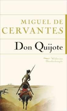 Miguel de Cervantes Saavedra: Don Quijote, Buch