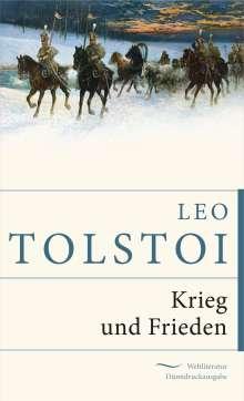 Leo N. Tolstoi: Krieg und Frieden, Buch