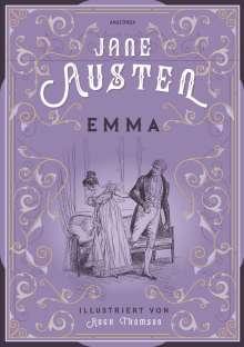 Jane Austen: Emma (illustriert), Buch