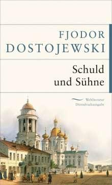 Fjodor M. Dostojewski: Schuld und Sühne, Buch