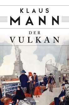 Klaus Mann: Der Vulkan, Buch