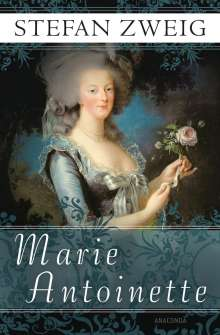 Stefan Zweig: Marie Antoinette, Buch