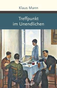Klaus Mann: Treffpunkt im Unendlichen, Buch