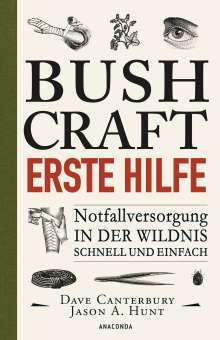 Dave Canterbury: Bushcraft - Erste Hilfe, Buch