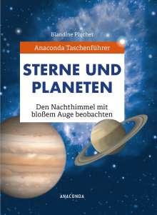 Blandine Pluchet: Anaconda Taschenführer Sterne und Planeten, Buch