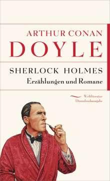Arthur Conan Doyle: Sherlock Holmes, Buch
