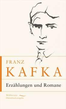 Franz Kafka: Franz Kafka - Erzählungen und Romane, Buch