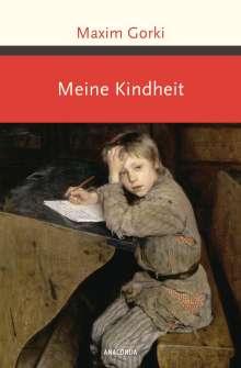 Maxim Gorki: Meine Kindheit, Buch