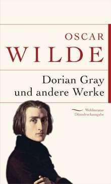 Oscar Wilde: Dorian Gray und andere Werke, Buch