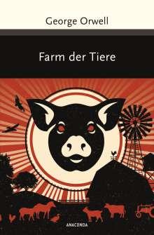 George Orwell: Farm der Tiere, Buch