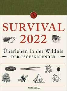 Dave Canterbury: Survival Kalender 2022, Kalender