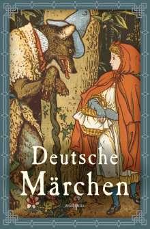 Jacob und Wilhelm Grimm: Deutsche Märchen, Buch