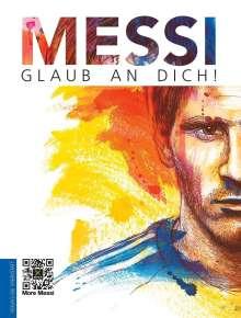 Messi: Glaub an dich!, Buch