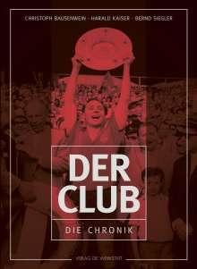 Christoph Bausenwein: Der Club, Buch