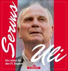 Ulrich Kühne-Hellmessen: Servus Uli, Buch