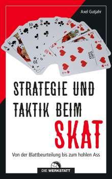 Axel Gutjahr: Strategie und Taktik beim Skat, Buch
