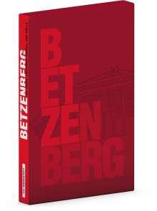 Dominic Bold: Betzenberg, Buch
