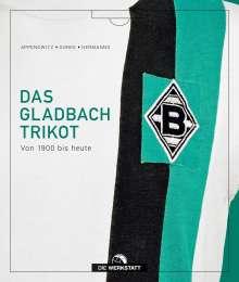 Stefan Appenowitz: Das Gladbach-Trikot, Buch