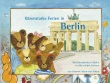 Susanne Adam-von Haken: Bärenstarke Ferien in Berlin, Buch