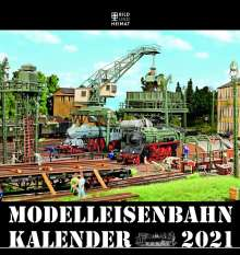 Helge Scholz: Modelleisenbahnkalender 2021, Diverse