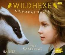 Lene Kaaberbøl: Wildhexe 03. Chimäras Rache, 3 CDs