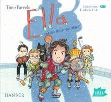 Timo Parvela: Ella und die Ritter der Nacht, CD