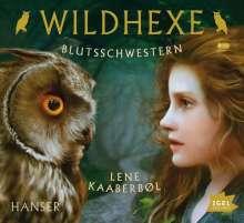 Lene Kaaberbøl: Wildhexe 04. Blutsschwestern, 3 CDs