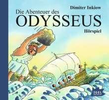 Dimiter Inkiow: Die Abenteuer des Odysseus, CD