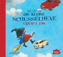Anu Stohner: Die kleine Schusselhexe greift ein, CD